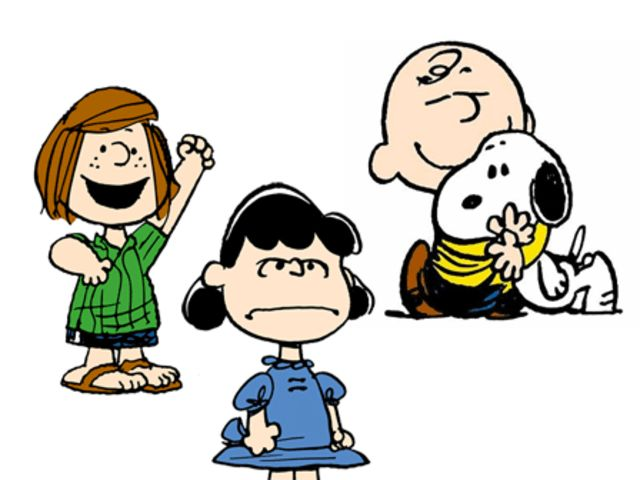 Which of the Peanut characters listed below was not one of the original four characters introduced in 1950?