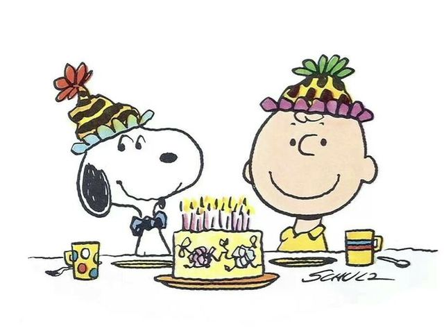 One of the earliest Peanuts comics mentions Charlie Brown's birthday, including the year. How old, then, did the Charlie Brown character turn in 1950, the year comic debuted?