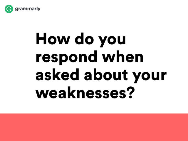 Quiz How Good Are You with Job Interviews Grammarly