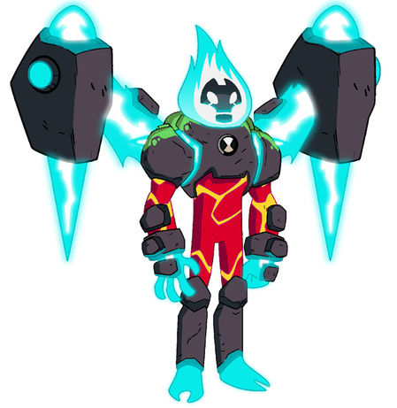 Match the Omni Enhanced Powers to the Ben 10 Alien! | Playbuzz