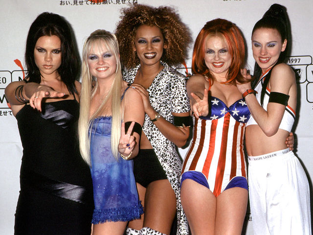 Who was NOT one of the Spice Girls?