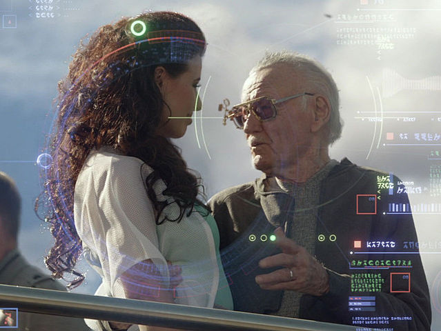 This has to be one of the best Stan Lee cameos yet!