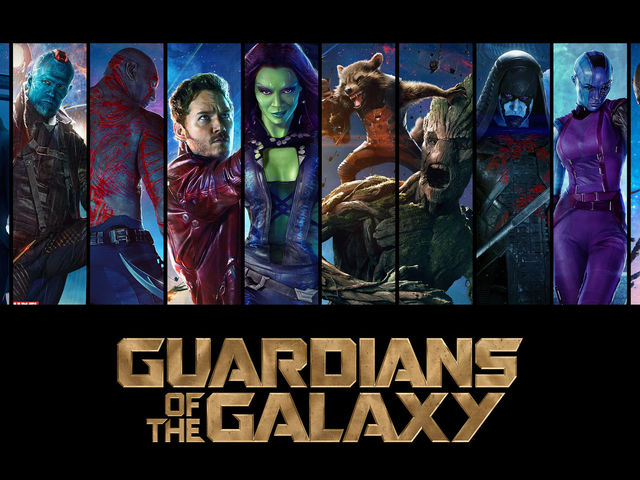The first Guardians of the Galaxy comic came out in 1969 with a very different team. Which movie character was on that original team?