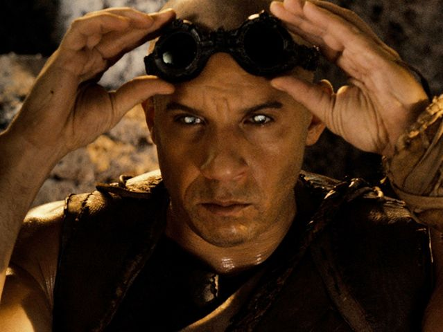Bautista joined Diesel for the third installment of the Riddick trilogy.