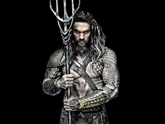 Jason Momoa or Khal Drogo found his way in another cinematic universe as Aquaman.