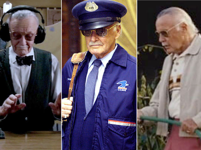 Stan Lee makes a cameo in nearly every Marvel movie; who did he play in Guardians?