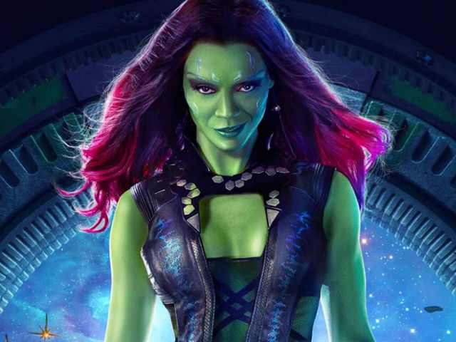 Zoe Saldana came in and slayed the role of Gamora, but what actress originally turned down the part?