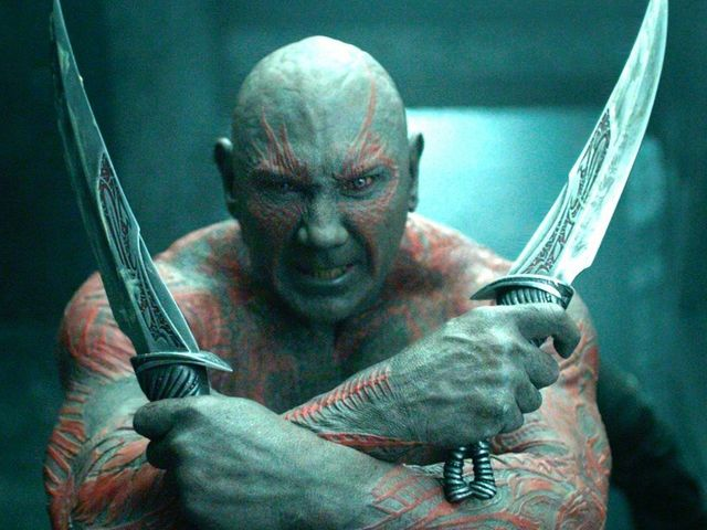 The role of Drax didn't always belong to Dave Bautista, this Game of Thrones actor turned the role down