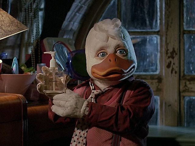 Howard The Duck was the first modern Marvel film way back in 1986.