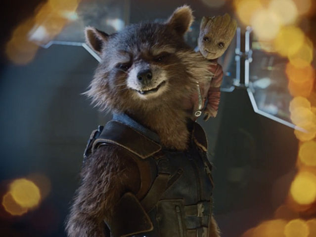 What movie mobster is the character of Rocket based off of?