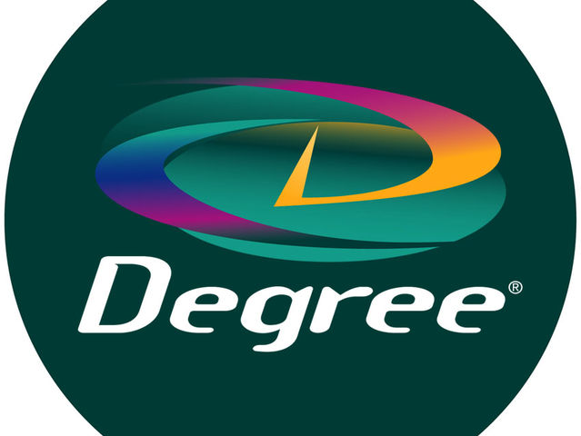 Who is sponsored by Degree Antiperspirant?