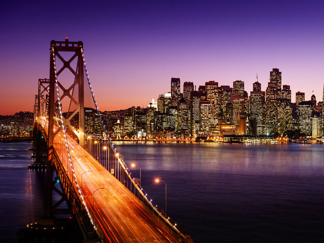Wow it's San Francisco! Home to the Golden Gate Bridge and Alcatraz and micro-climates, come put your head in the clouds!    Top 10 San Francisco hotels:   http://top10.co/gjqIZJX