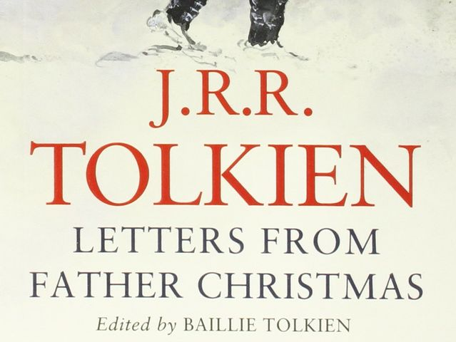 J.R.R. Tolkien wrote Letters From Father Christmas!