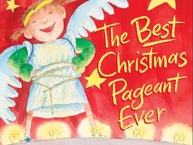 Who wrote The Best Christmas Pageant Ever?