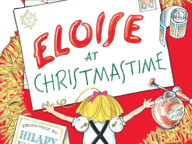 Who wrote Eloise at Christmastime?
