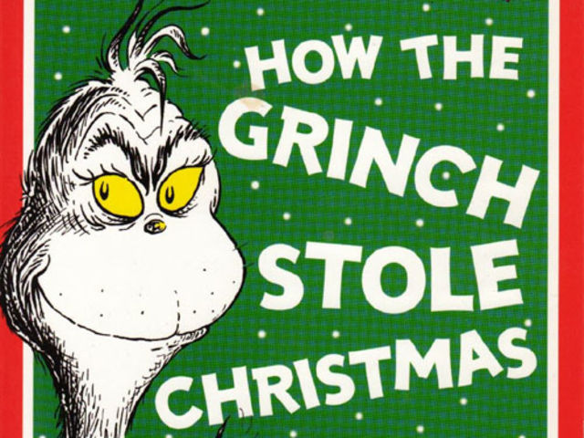 Who wrote How the Grinch Stole Christmas?