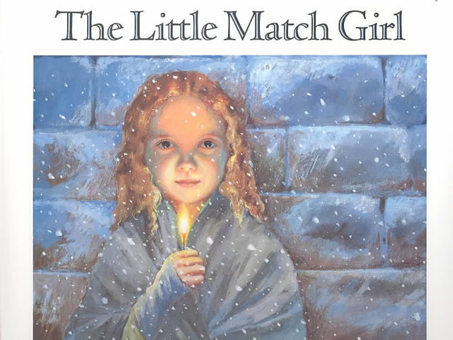 Who wrote The Little Match Girl?