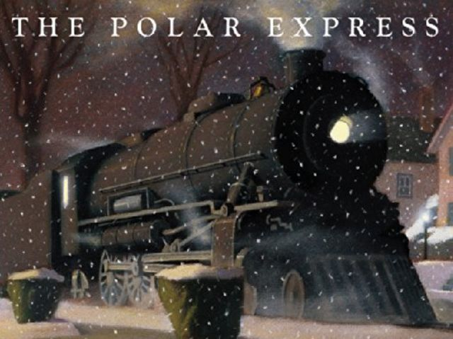 Who wrote The Polar Express?
