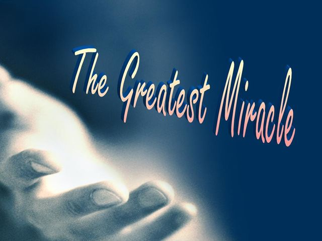 What was Jesus' first miracle according to the gospel of John?