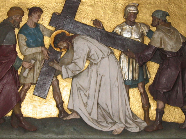 The Stations of the Cross recount important moments in the final hours of Jesus' life. How many stations are there traditionally?