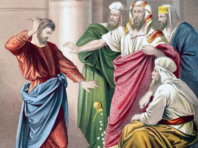 Judas Iscariot betrays Jesus for how many pieces of silver?