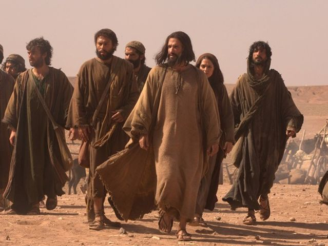 Who is known as Jesus' favourite disciple?