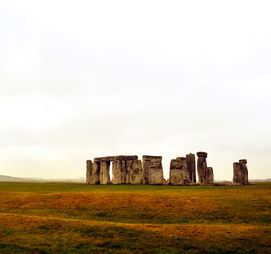 Visiting scared sites such as Stonehenge
