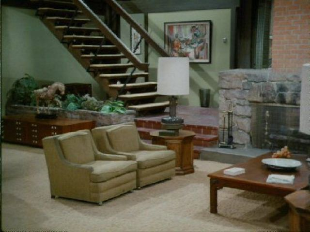What Show Is This Living Room From