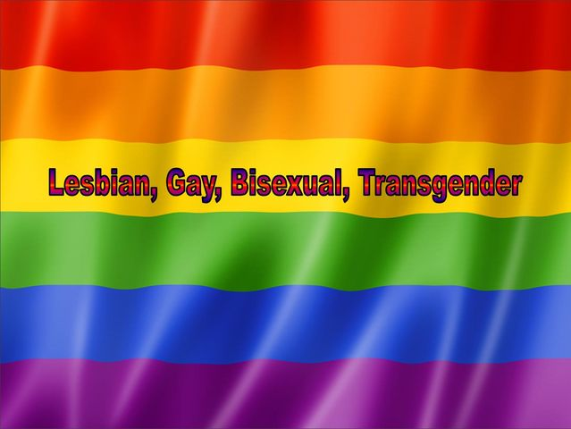 LGBT stands for Lesbian, Gay, Bisexual, Transgender.