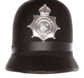 A policemans hat