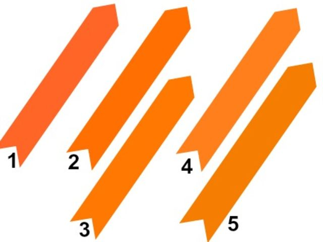 Which arrow is longer than the others?