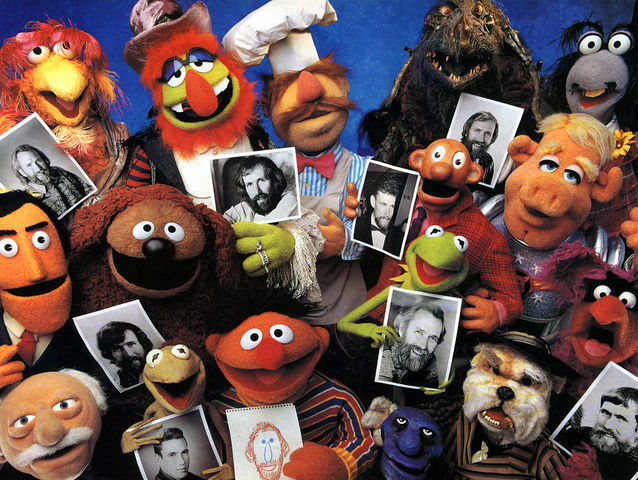 No, most Muppets are still operated by just one puppeteer, but here's a fun fact: Almost all Muppets are left-handed because puppeteers operate their heads and bodies with their dominant hand, and for most that means their right hand.