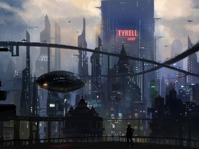 What is Tyrell Corporation's motto?