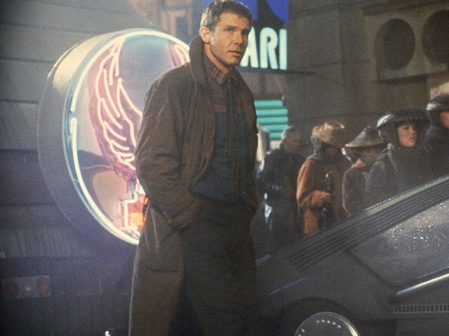 Where and when does Blade Runner take place?