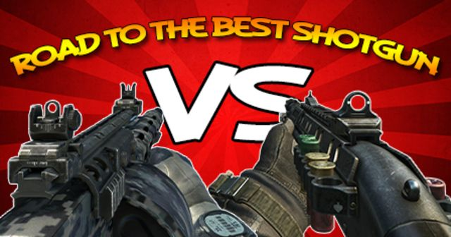 Modern Warfare 3 Striker vs Black Ops 2 Remington 870 | Playbuzz