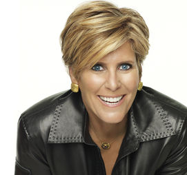 Suze Orman, American author, financial advisor, motivational speaker, and television host