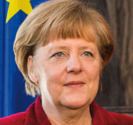 Angela Merkel, German politician and former research scientist who has been the Chancellor of Germany since 2005 and the Leader of the Christian Democratic Union (CDU) since 2000