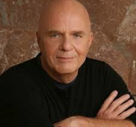 Wayne Dyer, American self-help author and motivational speaker