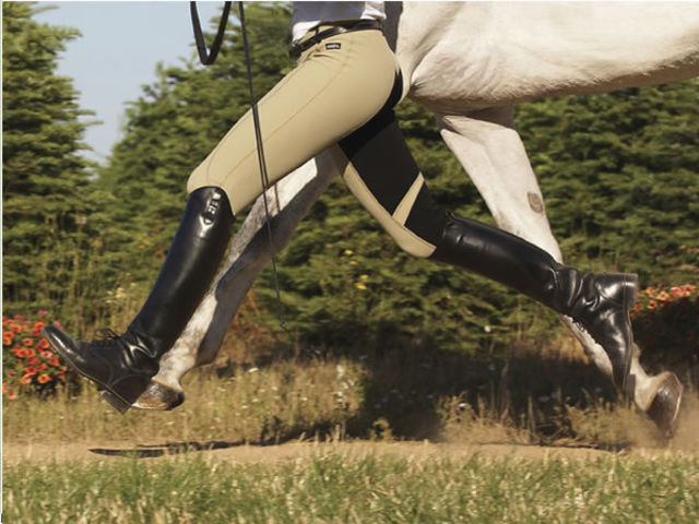 Which of the following protective gear should be worn when horse riding?