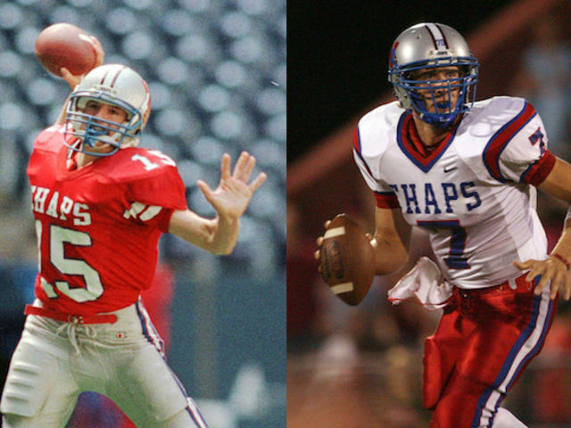 What Pro Bowl quarterback went to Foles alma mater in Austin, TX?