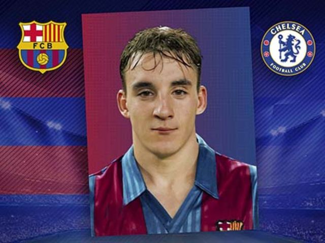 Albert 'Chapi' Ferrer Players who have played for Chelsea and Barcelona