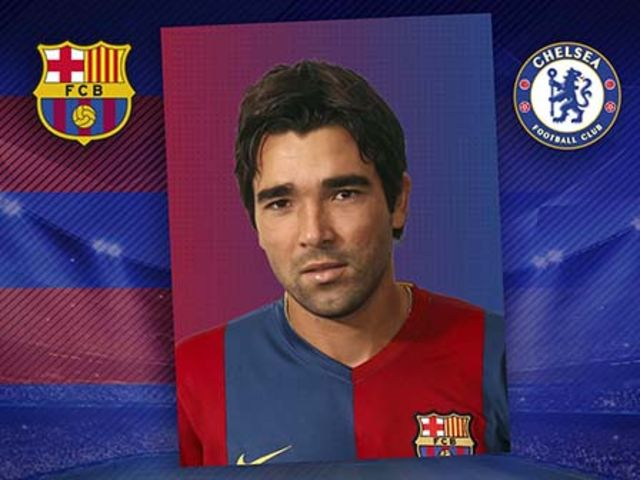Anderson Luis de Souza Deco Players who have played for Chelsea and Barcelona