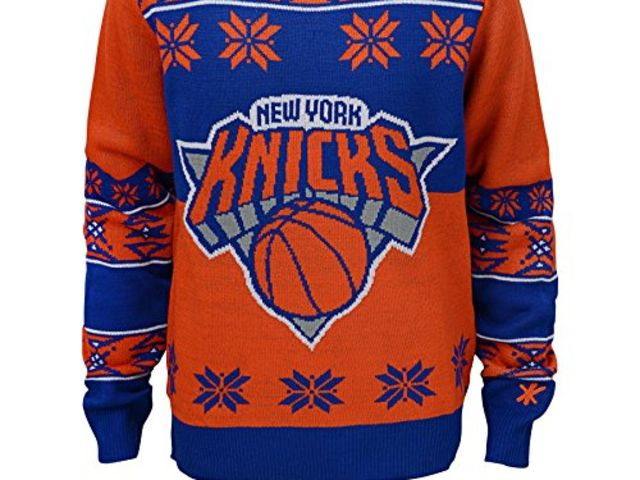 The Knicks have won 22 Christmas Day games.