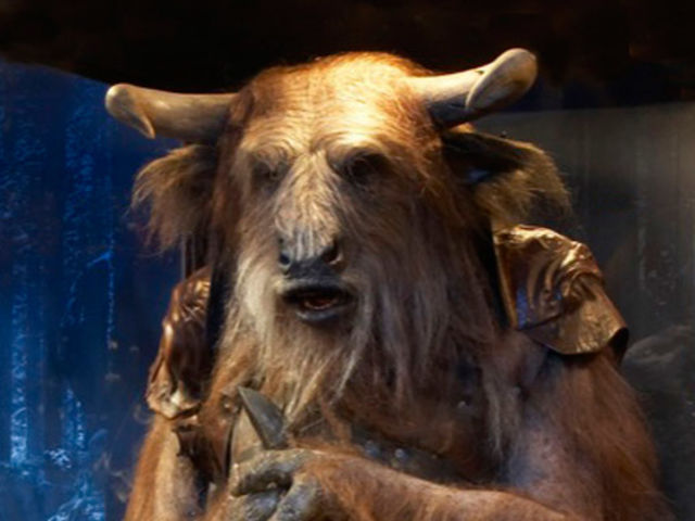 Which movie would you find this minotaur warrior known as Asterius in?