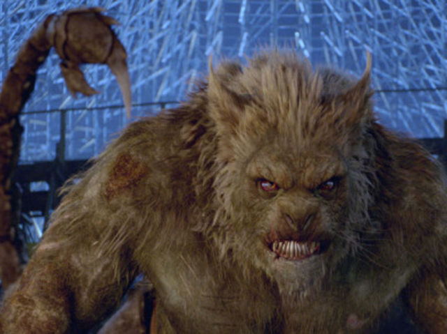Where would you find the ferocious Manticore lurking?