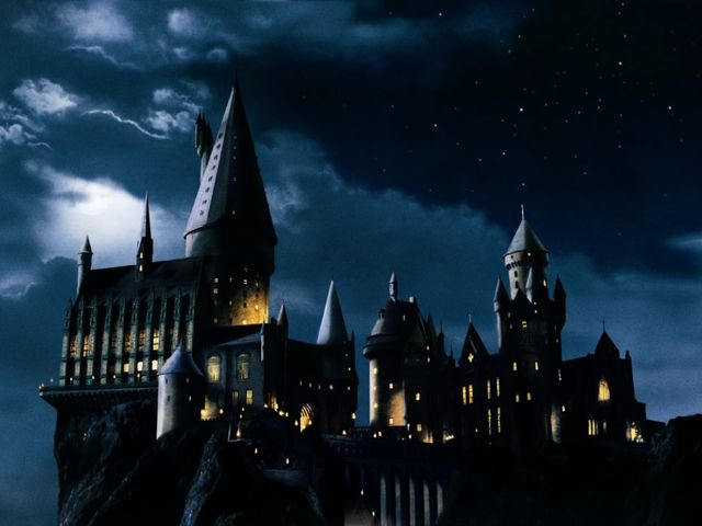 How many years do you go to school at Hogwarts?