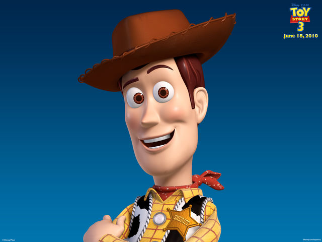 """There's a snake in my boot!"" - Woody shouts this classic line as one of his original pull-string phrases."