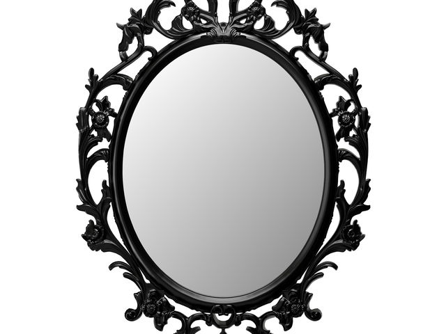 How often do you look into the mirror? This doesn't include reflective surfaces such as windows, but it does include camera phones, and mirrors of any size.