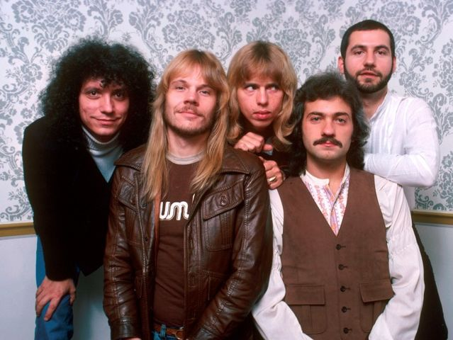 "Complete these lyrics from ""Lady"" by Styx: ""You're my lady of the _____/Love shines in your eyes"""