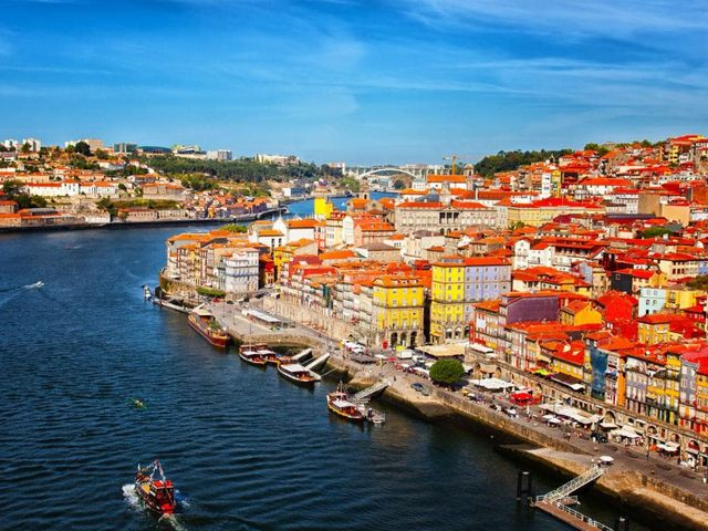 On which continent will you find Portugal?